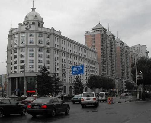 哈尔滨省人才中心工程