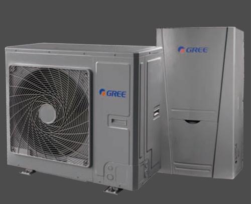 户式强热型暖冷一体机