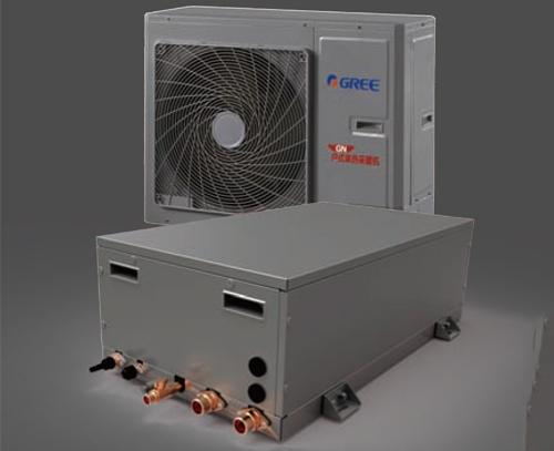 户式单热采暖机